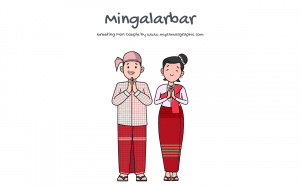 Featured Mingalarbar @Mon Couple